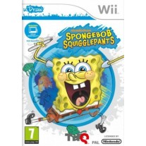SpongeBob SquigglePants - Compatible with uDrawTablet Nintendo Wii