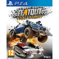 Flat Out 4 Total Insanity - Racing Game - Flatout 4 PS4