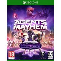 Agents of Mayhem Xbox One Game