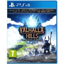 Valhalla Hills Definitive Edition Video Game PS4 + Bonus DLC