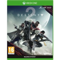 Destiny 2 - 4K Ultra HD Video Game - Xbox One