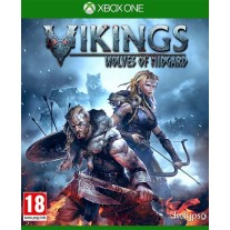 Vikings Wolves of Midgard Video Game Xbox One