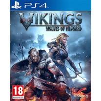 Vikings Wolves of Midgard Video Game PS4