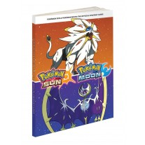 Pokemon Sun and Pokemon Moon: The Official Strategy GuideBook Paperback
