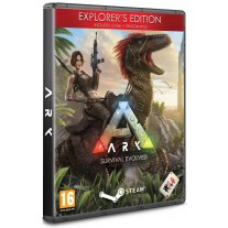 ARK Survival Evolved - Explorers Edition - PC