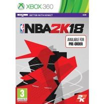 NBA 2K18 Xbox 360 Game