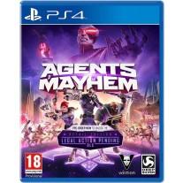 Agents of Mayhem PS4 Game
