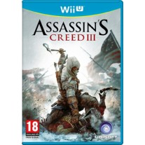 Assassins Creed 3 Nintendo Wii U