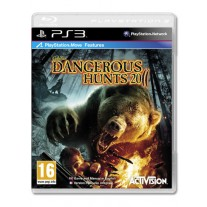 Cabela's Dangerous Hunts 2011 - Move Compatible PS3