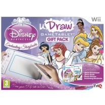 uDraw Tablet with Disney Princess and uDraw Studio Nintendo Wii