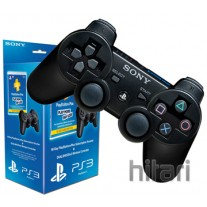 Black Dual Shock Controller 3 + 90 Day PS+ Voucher