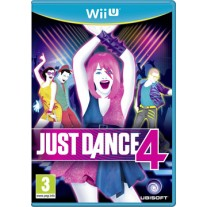 Just Dance 4 Nintendo Wii U