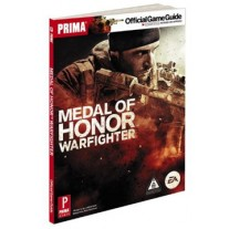 Medal of Honor Warfighter Official Guide Book