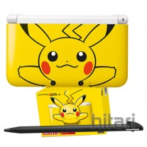Limited edition Yellow Pikachu Nintendo 3DS XL