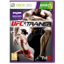 UFC Personal Trainer - Kinect Compatible Xbox 360