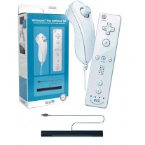Nintendo Wii U Remote Plus Additional Set White Nintendo Wii U