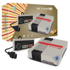 Retron 1 Console HD for NES GREY ( PAL & NTSC )