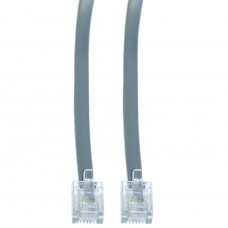 StarTech 25 ft RJ11 Telephone Modem Cable