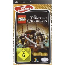 LEGO Pirates of the Caribbean Essentials Edition Sony PSP Game