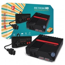 Retron 1 Console HD for NES BLACK ( PAL & NTSC )