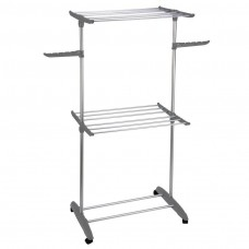 OurHouse 2 TIER AIRER - Silver (Model No. SR20011)