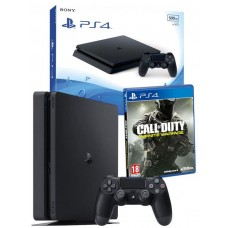 Call of Duty Infinite Warfare Bundle PS4 500GB COD Infinite Warfare
