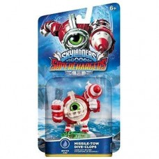 Skylanders Christmas limited edition Missile-Tow Dive Clops