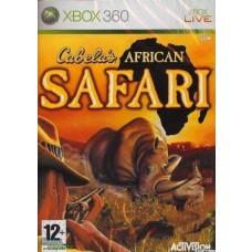 Cabelas African Safari Xbox 360 Game