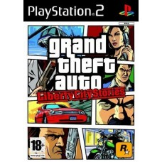 Grand Theft Auto Liberty City Stories PS2 Game
