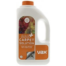 Vax AAA+ Standard Carpet Cleaning Solution 1.5 L (Model No. 19137767)