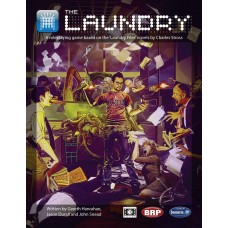 The Laundry RPG - Book