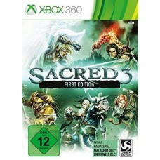 Sacred 3 First Edition - Microsoft Xbox 360 Game