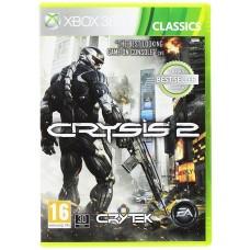 Crysis 2 II Game Classics Edition Xbox 360 Game