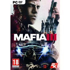 Mafia III PC DVD