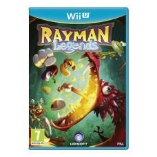 Rayman Legends Nintendo Wii U Game