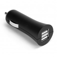 Griffin 2.1A (10W) Universal Dual USB Car Charger - Black (GC41478)