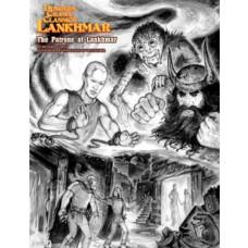 Dungeon Crawl Classics Lankhmar - Patrons Of Lankhmar - Book