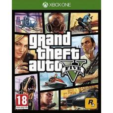 Grand Theft Auto GTA V Xbox One GTA 5