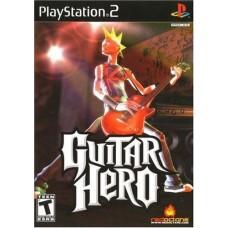 Guitar Hero PS2 Game