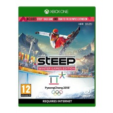 Steep Road To The Olympics Xbox One Game