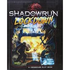 Lockdown Shadowrun 5th Edition Hard Cover Book