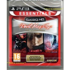 Devil May Cry HD Collection Essentials PS3 Game
