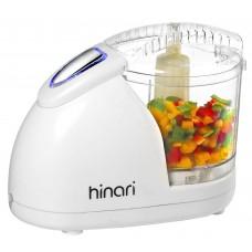 Hinari Mini Chopper Compact 150W 400ml Capacity - Parts Dishwasher Safe (HTP107)