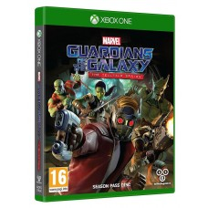 Marvels Guardians of the Galaxy: The Telltale Series Xbox One