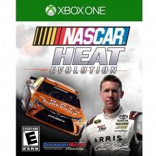 Nascar Heat Evolution Xbox one Game