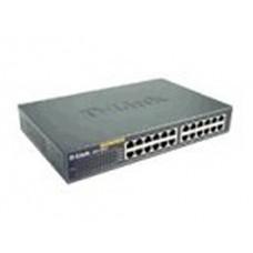 D-Link DES-1024D 24 Port 10/100Mbps Desktop Switch