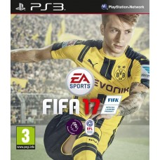 FIFA 17 - Standard Edition PS3 Game