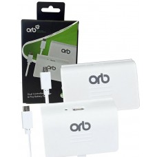 Orb Dual Controller Battery Pack - For Use With Xbox One S