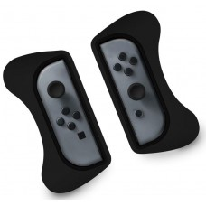 ABP Stealth Grip and Control Pack - Nintendo Switch JoyCon grips and Thumb Grips