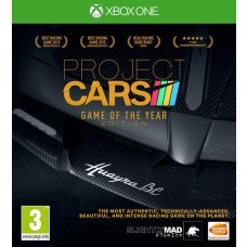 Project CARS Game of the Year Edition Xbox One Game
